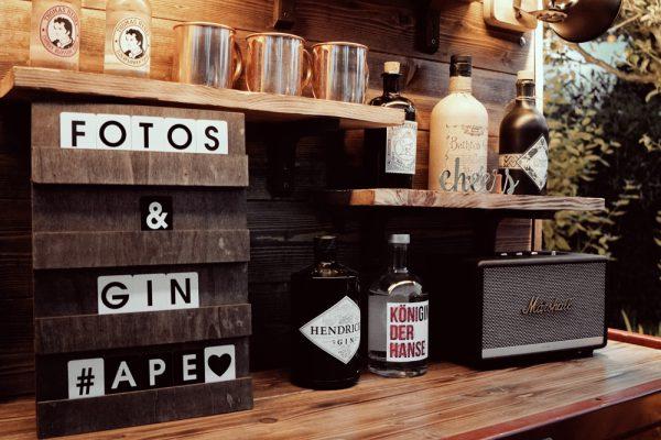 Proescco Bar Sekt Bar Ape